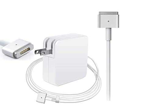 Amazon.com: Cargador de aire para MacBook Pro de 60 W con ...