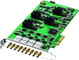 Blackmagic Design DeckLink Quad, Adds 4 SDI Inputs / Outputs, 10Gbps Transfer Rate