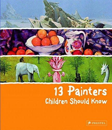 - 13 Painters Children Should Know