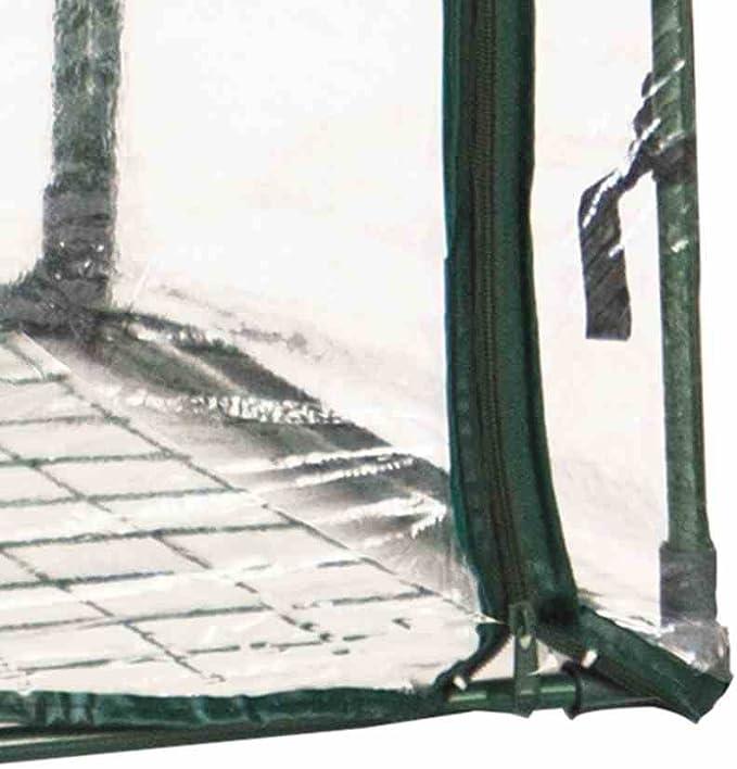 Siena Garden 569212 - Combustible para Chimenea (100 x 50 x 150 cm, sin Abertura), Color Verde: Amazon.es: Jardín