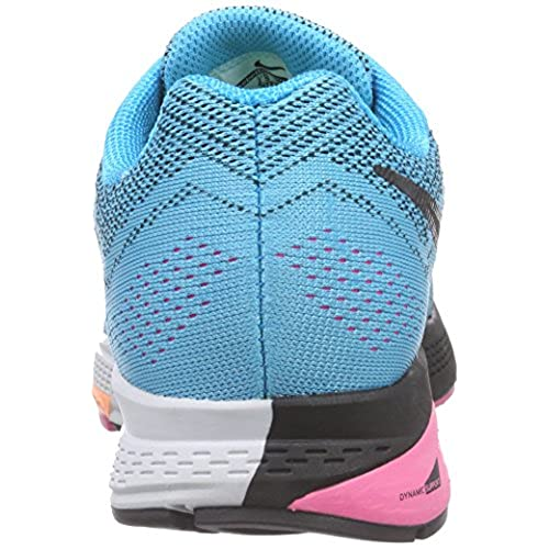 best service 84801 643a9 30%OFF Nike Air Zoom Structure 18 Running Shoe - Women s Blue Lagoon Pink