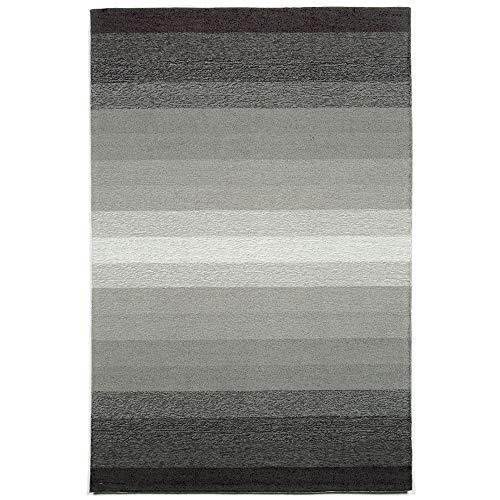(Liora Manne RV157A36047 Charcoal Torello Fade Rug, 5' x 7'6
