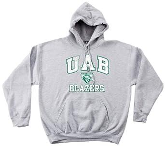 NCAA mens 50//50 Blended 8 oz Hooded Sweatshirt