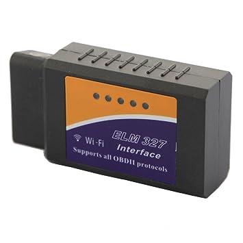 OBD2 ELM327 clkjcar Mini Bluetooth OBD 2//Universal OBD Scanner Code Adapter//OBD SCAN Diagnostic Tool f/ür Android