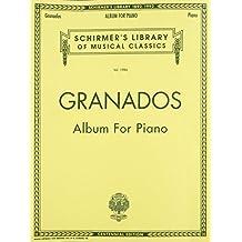 Album for Piano: Schirmer Library of Classics Volume 1986 Piano Solo