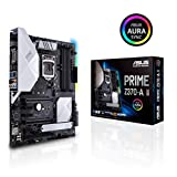 ASUS Z370-A II (Intel 8th Gen) DDR4 DP HDMI DVI M.2 USB 3.1 Z370 II ATX Motherboard Gigabit LAN and USB 3.1