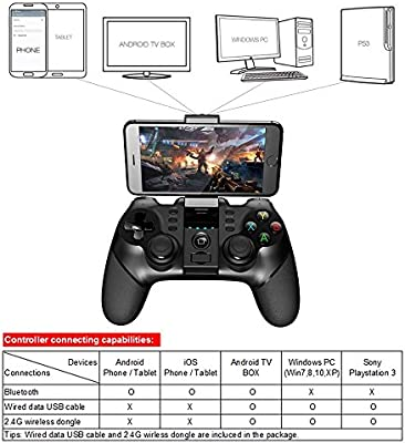 Ipega PG-9076 Gamepad Mini Wireless Keyboard For PC For ...