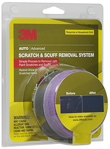 3M 39071 Scratch Removal System (Of Scratches Glass Take Out)