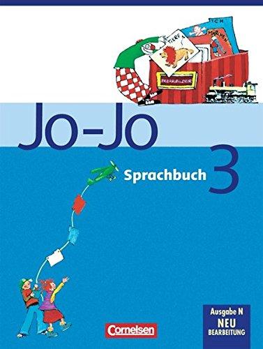 Jo-Jo Sprachbuch - Ausgabe N: 3. Schuljahr - Schülerbuch