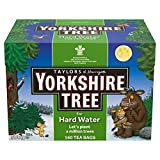 Yorkshire Hardwater Teabags 160 per pack (Pack of 6)