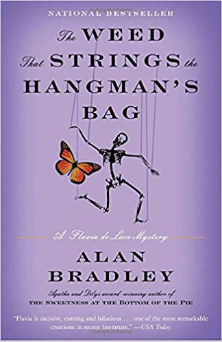 Alan Bradley - The Weed That Strings the Hangman's Bag Audiobook