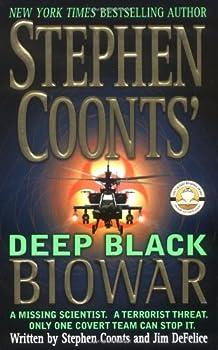 Deep Black 0312985215 Book Cover