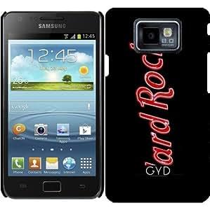 Funda para Samsung Galaxy S2 (GT-I9100) - Piedra Dura by Brian Raggatt