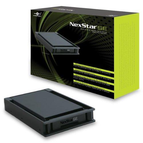 Vantec NexStar SE 2.5-Inch SATA Hard Drive Rack MRK-515ST (Black)