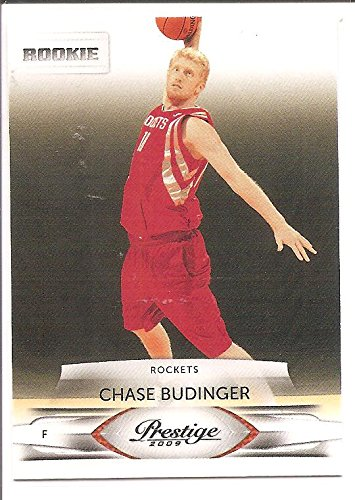 1278d96a91e Chase Budinger Arizona Wildcats   Houston Rockets 2009-10 Panini Prestige  Rookie Basketball Card