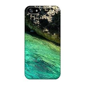 New Snap-on Estebanrivera-7 Skin Case Cover Compatible With Iphone 5/5s- Bisevo Island Coast