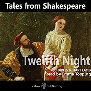 Tales from Shakespeare: Twelfth Night Audiobook