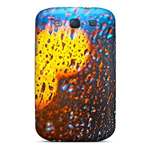 Snap-on Case Designed For Galaxy S3- Water Bokeh Abstract