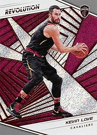 Amazon.com: 2018-19 Panini Revolution Basketball #74 Kevin ...