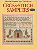 Better Homes and Gardens Cross-Stitch Samplers, Better Homes and Gardens Editors, 0696015129