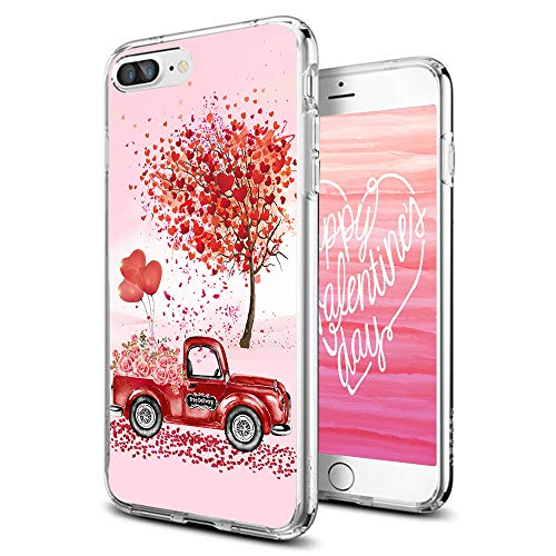 Cocomong Valentines Day Case for iPhone 7 Plus iPhone 8 Plus 5.5