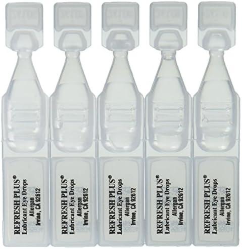 قطرات العين ريفريش بلاس من شركة Allergan حجم قيم 70 قطعة Amazon Ae