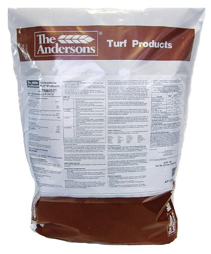 The Andersons 21-0-4 Turf Fertilizer with 0.2% MERIT Inse...