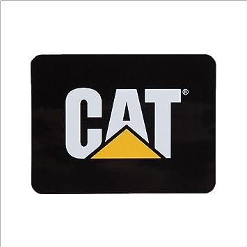 Caterpillar cat vinyl decal sticker