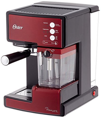 Oster-Prima-Latte-Cafetera-espreso-con-tratamiento-de-leche-15-bares-de-potencia-Roja