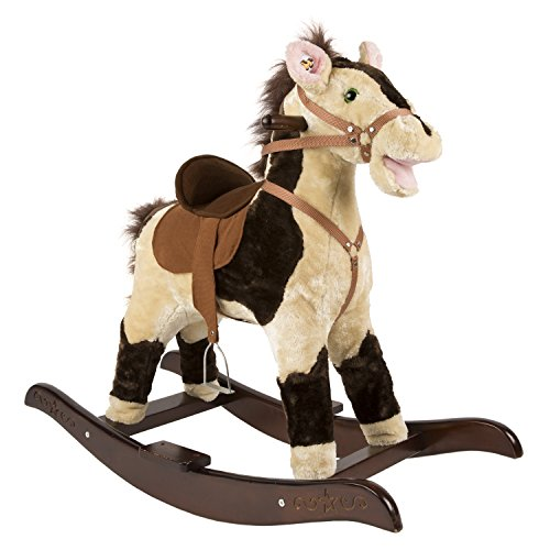 Rockin Rider Sheriff Rocking Horse Buy Online In Ksa Toys And