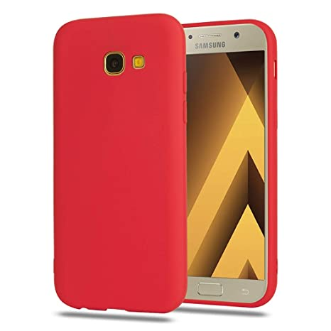 CoqueCase Funda Samsung Galaxy A5 2017 Silicona Suave ...