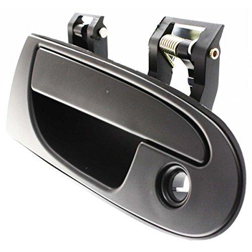 Diften 120-A1003-X01 - New Door Handle Passenger Right Side Front Outer Exterior Outside RH Hand Talon ()
