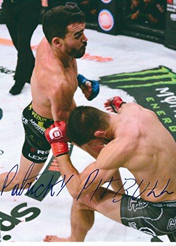 Autographed Patricky Pitbull Freire Bellator UFC & MMA 8×10 photo with COA – DiZiSports Store