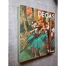 Degas vie et oeuvre