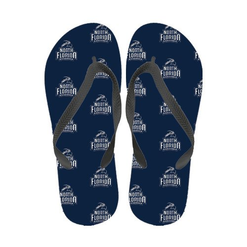 Logo Ufficiale Di North Florida Full Flip Flops