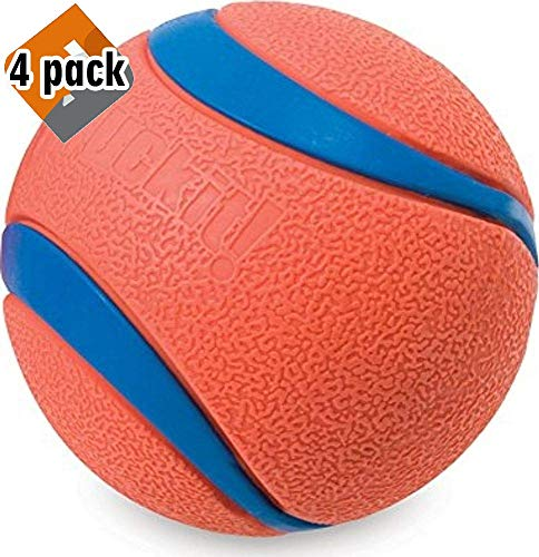Chuckit! Ultra Ball, Pack 4