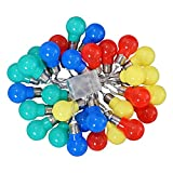 30 LED Christmas LED String Ball Lights Xmas Wedding Party Garden Decor Lamp Colorful