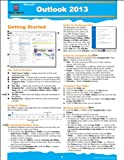 Outlook 2013 Quick Source Guide, Quick Source, 1935518364
