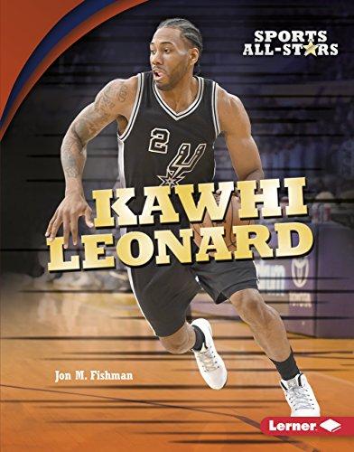 Kawhi Leonard (Sports All-Stars (Lerner ™ Sports)) por Jon M. Fishman