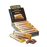 amber lyn chocolate - Amber Lyn No Sugar Milk Chocolate Bars, 15-Count