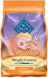 Blue Adult Weight Control Chicken & Brown Rice Dry Cat Food 7-lb