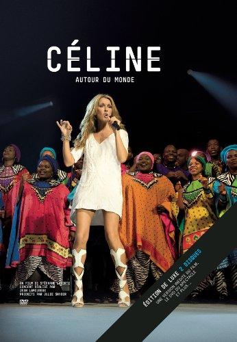 DVD : Celine Dion - Autour Du Monde (Canada - Import, NTSC Format, 2 Disc)