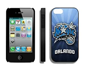 Cool Apple Iphone 4s Case NBA Orlando Magic Cheap New Designer Iphone 4 Protective Cover by ruishername