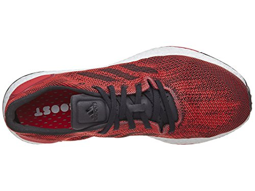Adidas Pureboost Dpr Scarpe Da Uomo In Esecuzione Hi Res Rosso-core Nero