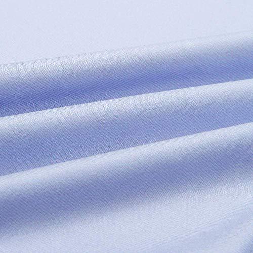 Longues Bleu À Élégant Couleur Nu Sweat Femmes large Zhrui Manches X Violet Dos Taille Casual Capuche Oversize Chemises Pullover À Imprimé xFfqgR6