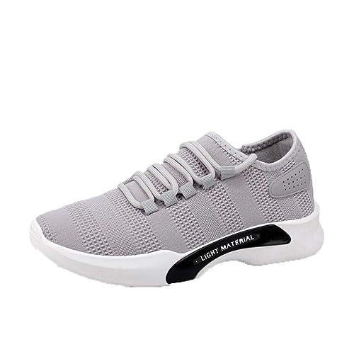 sneakers for cheap 25106 4b2c1 BIKETAFUWY Freizeitschuhe Herren Sneaker Sportlich Schnürer ...