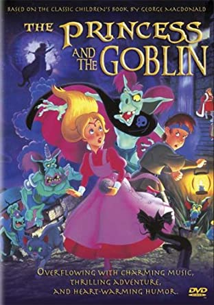amazon com the princess and the goblin joss ackland claire bloom
