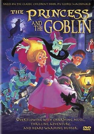 Amazon.com: The Princess and the Goblin: Joss Ackland, Claire ...