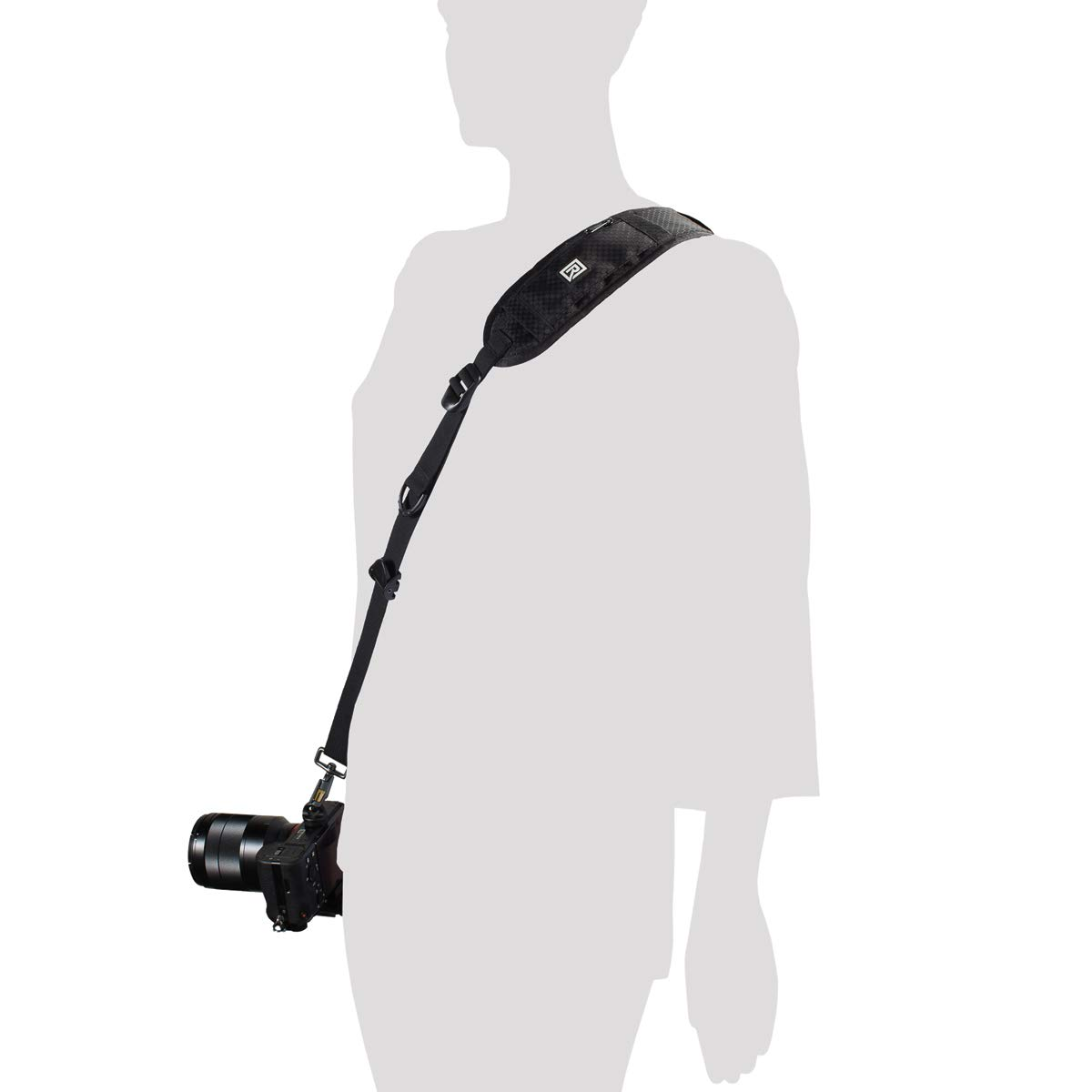 BLACKRAPID Classic Retro (RS4) Camera Strap, 1pc of Safety Tether Included - 10th Anniversary Edition by BlackRapid (Image #5)