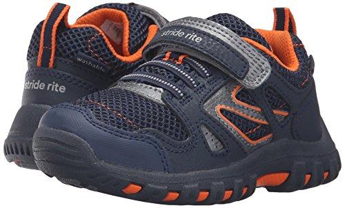 Stride Rite Made 2 Play Artin Running Shoe (Little Kid), Navy, 11 M US Little Kid - Image 6